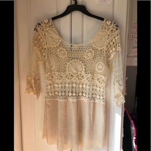 Daytrip medium lace top from buckle